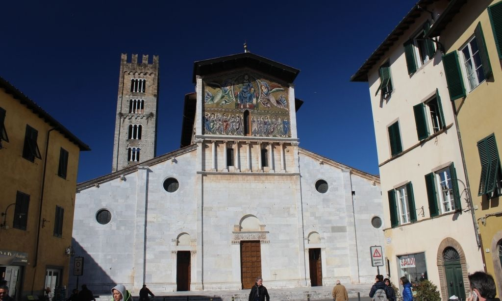 Lucca San Frediano