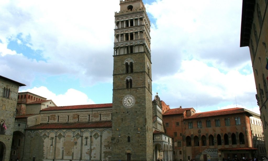Pistoia Cathedral and Belltower
