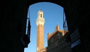 Siena Mangia Tower