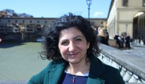 Rima Amalo Tourist Guide of Florence